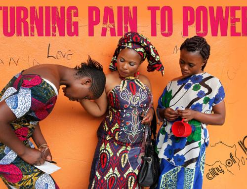 City of joy: la crescita post traumatica nelle vittime di violenza sessuale